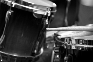 drumsticks-and-drums-in-black-and-white-rebecca-brittain